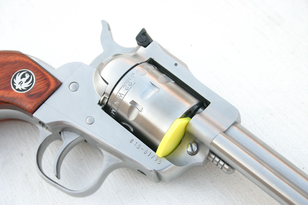 Ruger Single Nine 22 Wmr 9 Shot Revolver New Gun Review