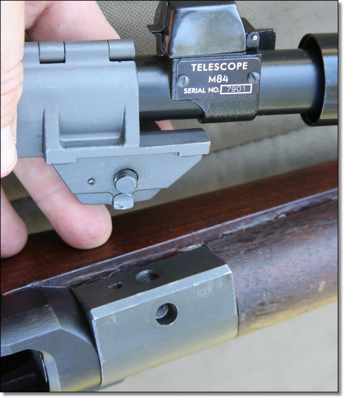 M1 Garand Sniper Variants M1C & M1D - Part 4 Garands from the