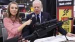 ArmaLite Long Range Sniper AR-30A1T – .338 Lapua & .300 Win. Mag. – SHOT Show 2013