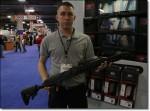 ATI Gunstocks Benelli M4 System + VEPR & Mossberg Sidesaddles – SHOT Show 2013