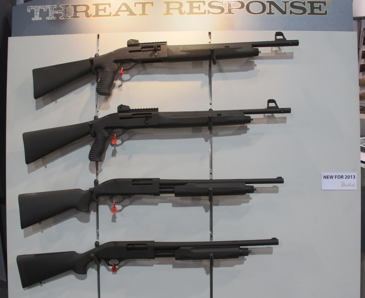 Weatherby Offers Three 20-Gauge Versions and WBY-X Rifles – SHOT Show 2013