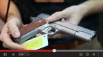 Ed Brown Custom 1911s – Two New Checkering Patterns – SHOT Show 2013