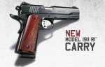 Remington R1 Carry 1911 Pistol – SHOT Show 2013