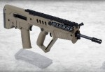 Israel Weapon Industries IWI Tavor Bullpup Rifle – SHOT Show 2013
