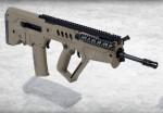 Israel Weapon Industries IWI Tavor Bullpup Rifle – SHOT Show 2013