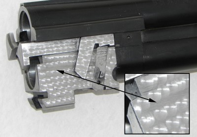 Mossberg Silver Reserve II, shotgun