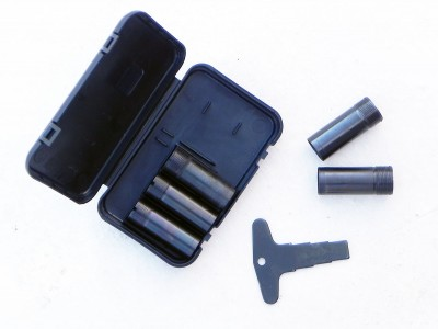 Mossberg Silver Reserve II, shotgun choke tubes