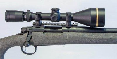 Leupold riflescope, Remington 700 SPS Tactical AAC-SD