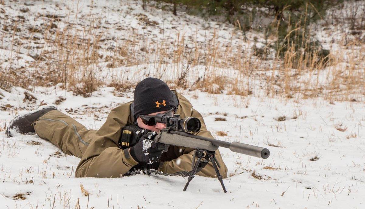 Remington 700 SPS Tactical AAC-SD – Long-Range Setup and