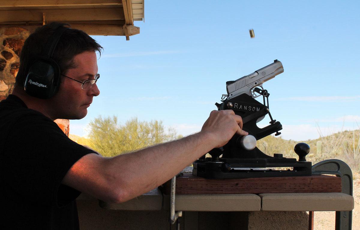 Ruger 1911 Commander – SR1911CMD – New Gun Review