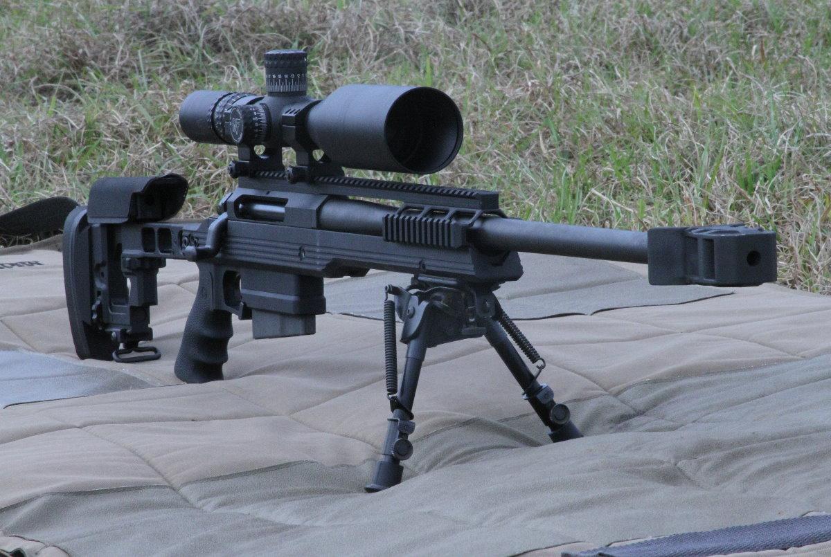 ArmaLite AR-30A1 Sniper Rifle – .338 Lapua – New Gun Review