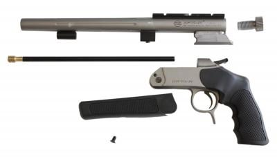 Interstate Trucker Gun – CVA Optima V2  50 Cal  Pistol
