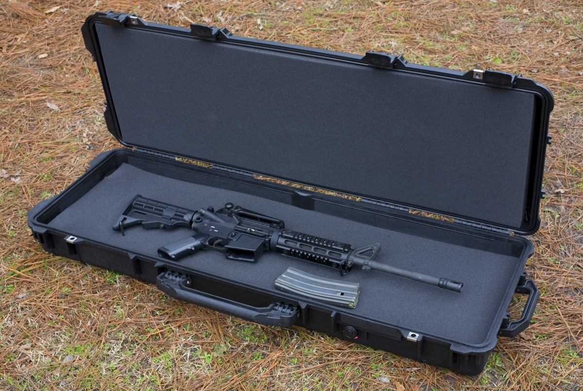 Pelican 1720 Ar 15 The Case Can Carry
