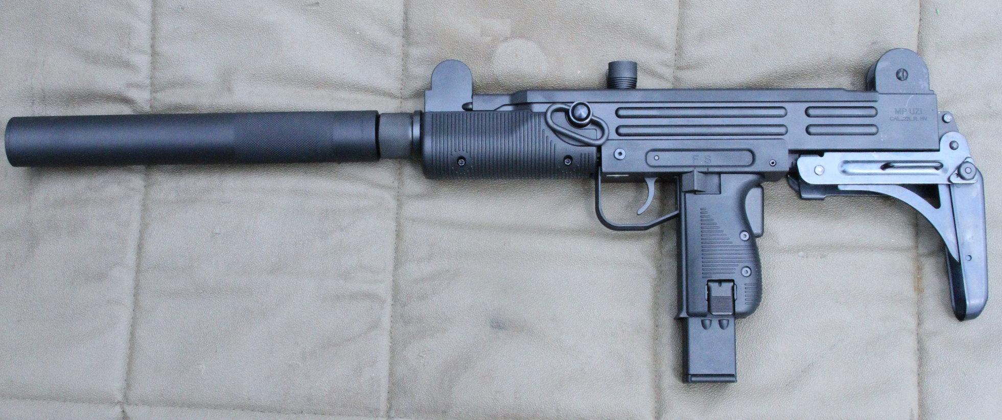 Walther 22lr Uzi Copy New Gun Review Gunsamerica Digest Schematic