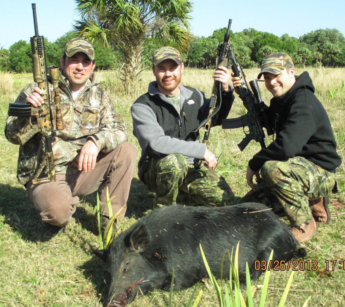 Ambush Rifles – The Working AR-15 for Year Round Hunters – New Gun Review