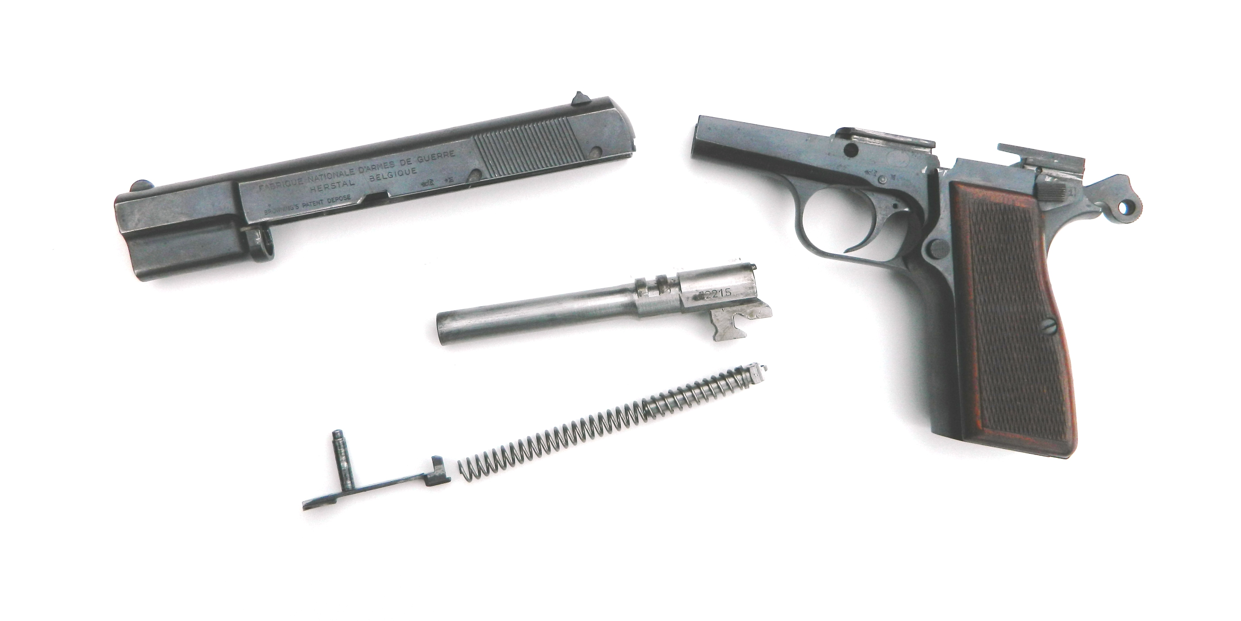 The Browning High Power - The Original and Classic Pistol ...
