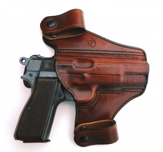 Most holster companies have a Browning High Power holster in their catalog.