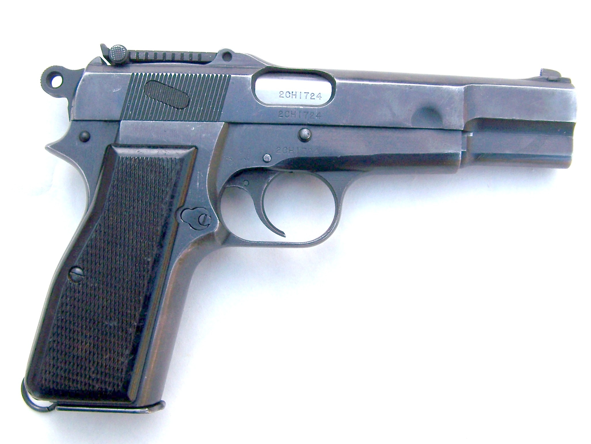 browning hi power serial numbers date manufactured