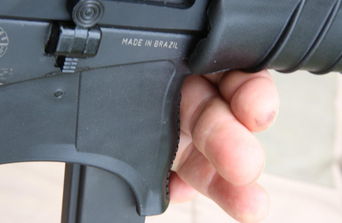 Taurus CT9/CT40 Carbines - New Gun Review - GunsAmerica Digest