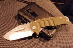 Medford Knife and Tool: Quality knives made in America—SHOT Show 2014