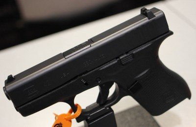 Two new guns from Glock: Glock 41 Gen IV and Glock 42—SHOT Show 2014