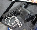 Gun and Safe Home Security Package from Hi-Point Firearms—SHOT Show 2014