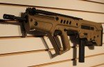 IWI 's Tavor SAR 9mm Conversion Kit Adds Versatility—SHOT Show 2014