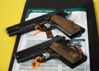 Kahr Introduces Three New Handguns and a New Kahr/Spyderco Knife Series—SHOT Show 2014
