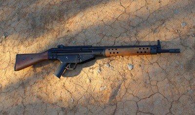 PTR 91 Wood Classic KR