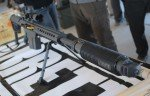 Barrett Makes Noise at the Range with a Promise to Keep Things Quiet—Media Day at the Range—SHOT Show 2014
