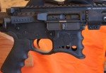A-Team Arms – Forged Milled Custom AR-15 Rifles – Media Day at the Range – SHOT Show 2014