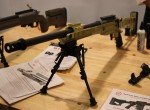 American Rifle: Could This be the Lightest .338 Lapua?—SHOT Show 2014