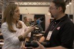 Tube-Less Nightvision & ACOG Thermal from ATN—SHOT Show 2014