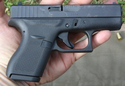 Glock 42 Single-Stack  380 Micro-Pistol – New Gun Review – SHOT Show
