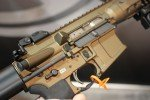 Two New Mid-length Gas System ARs from LWRC International—SHOT Show 2014