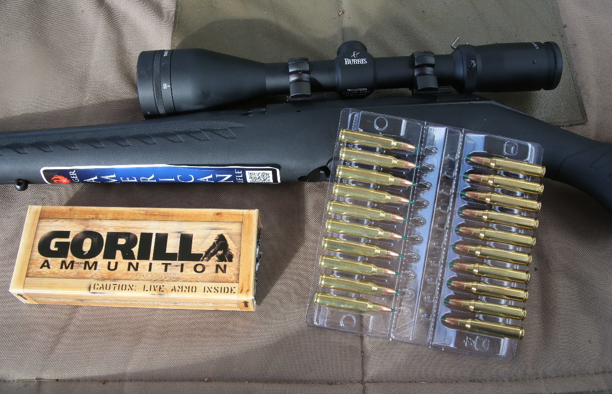 Ruger American Rifle .223