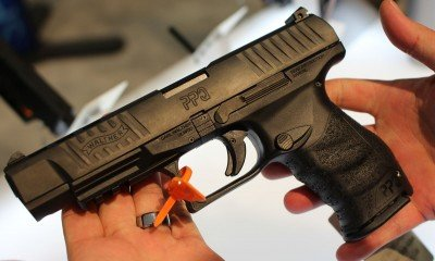 Walther's Stretching Out the Possibilities of the PPQ M2 with a Longer Barrel—SHOT Show 2014
