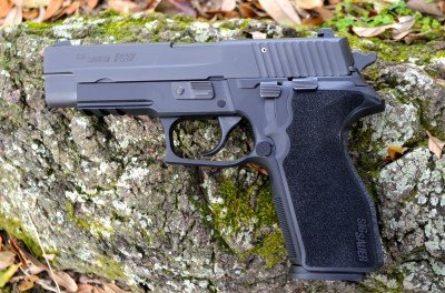 The new Sig Sauer P227