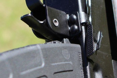 The PMAG 30 AK isn't as robust as a steel mag, but it is built on Magpul's tested formula, and works well.
