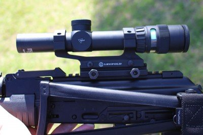The Trijicon Accupoint is a great option for short range hunts, competition, and CQB.
