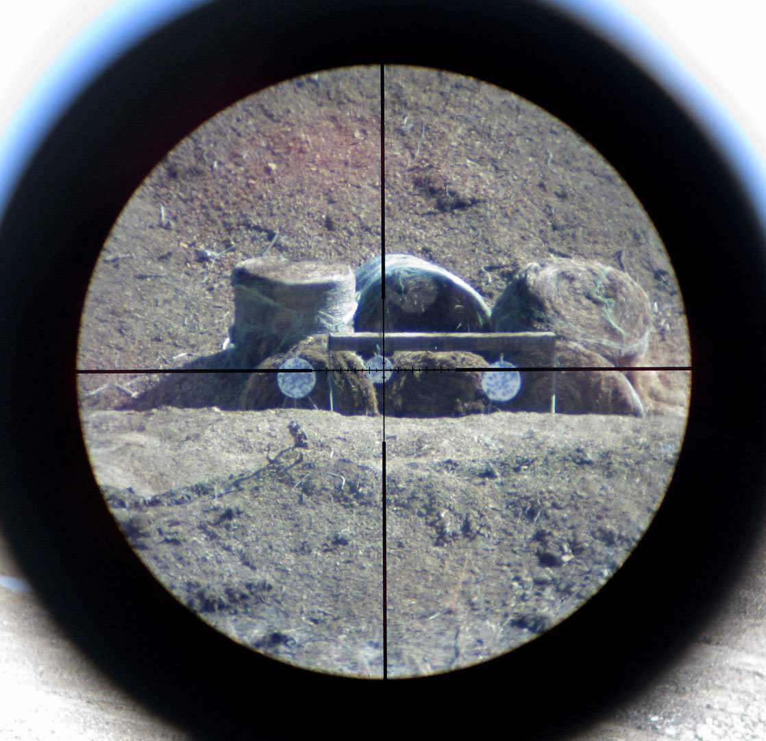 Burris C4Plus Riflescope—New Scope Review - GunsAmerica Digest