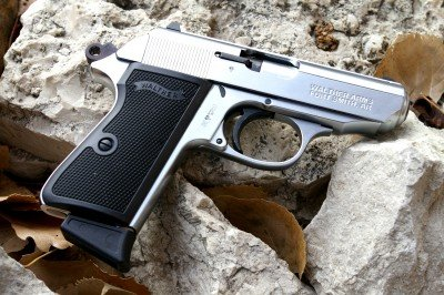 The Walther PPK/S .22 is an excellent quality firearm that any shoot would be proud to add to their collection.