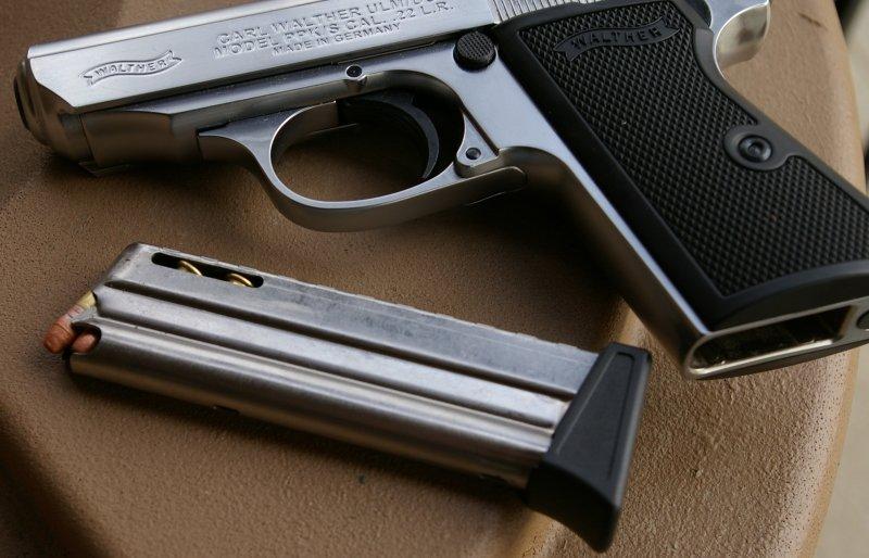 Walther PPK/S  22LR Pistol—New Gun Review - GunsAmerica Digest