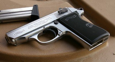 The Walther PPK series still remain one of the sexiest pistols ever made thanks in part to the Bond files.