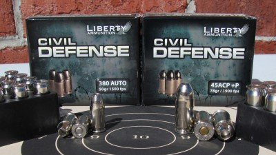 Liberty Ammunition recently reintroduced its Civil Defense line of ammunition in new packaging.