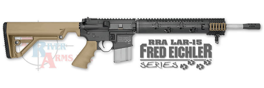 The Fred Eichler LAR-15 from Rock River Arms
