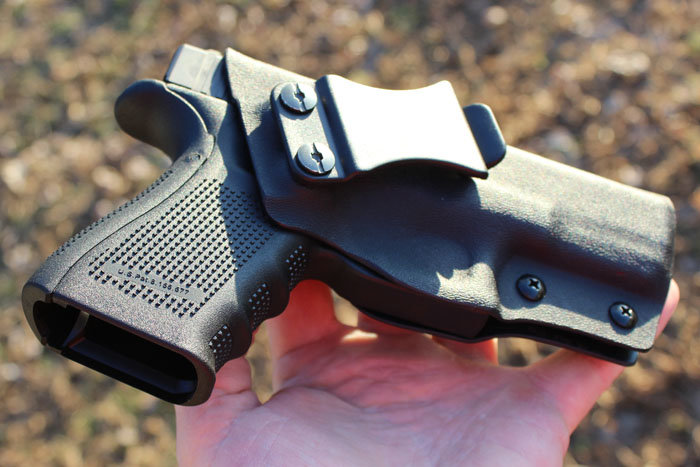 Getting the most from Custom Kydex with Multi Holster's 2-in