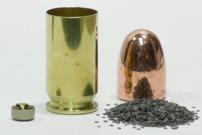 Handloading ammo is simply a matter of putting the ingredients together in the right order and amount.