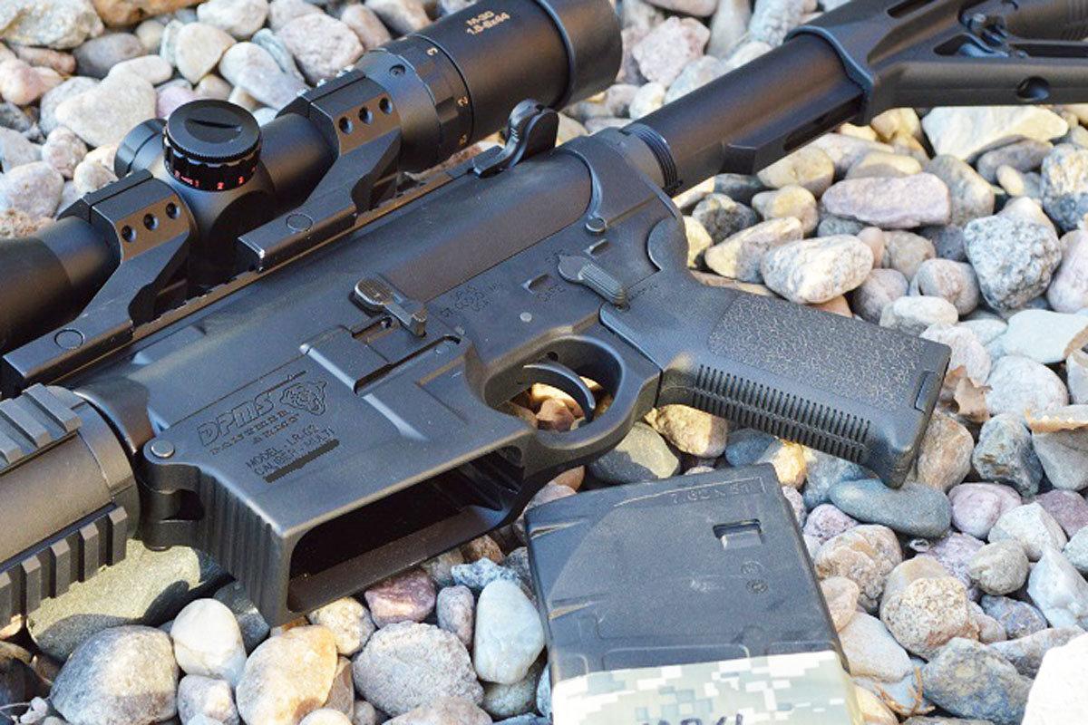 The DPMS GII Recon, a lightweight  308—New Gun Review