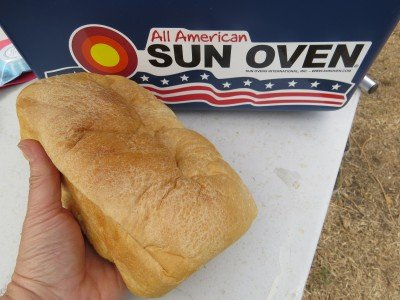 The Sun Oven is a real survival product for those of us who live with a lot of hot sun year round.